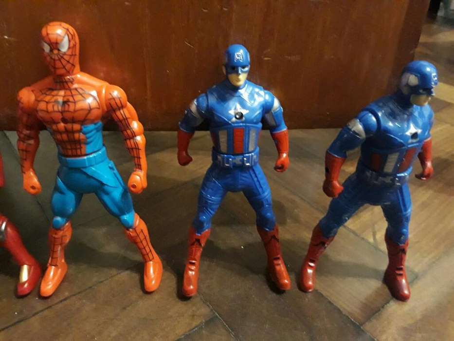 Muñecos Vengadores/avengers