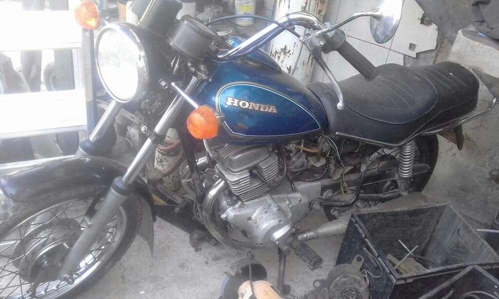 Honda Cm 200 Twinstar