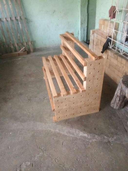 Muebles de Pallets