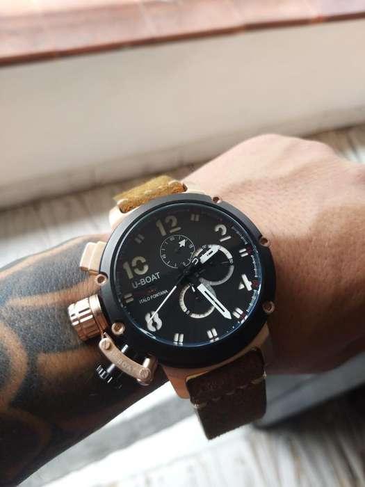 Reloj U_boat Automatico
