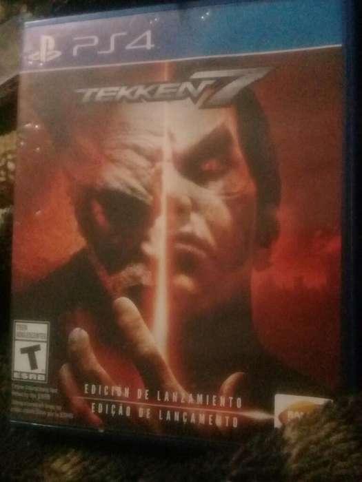 Tekken 7 Edición de Lanzamiento Ps4