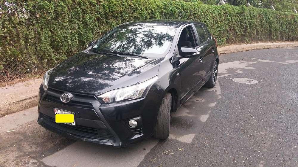 Toyota Yaris Hatchback 2015 - 480 km