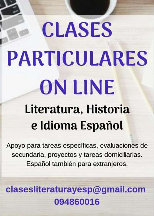 Clases Particulares On Line