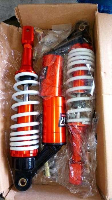 Amortiguadores Bws