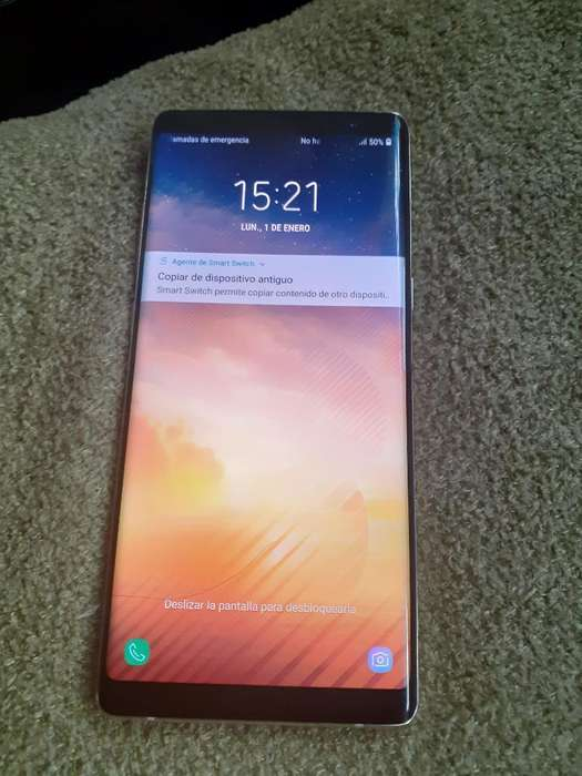 Vendo Samsung Note 8 Libre Imei Original