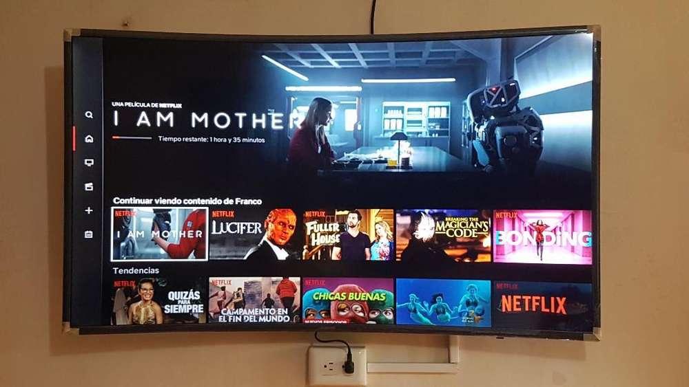 Vendo Samsung Smart Tv 49'' Curvo