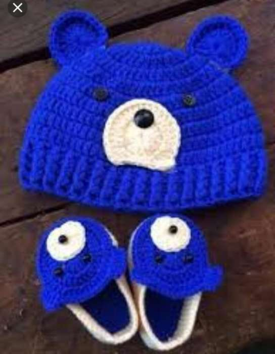 <strong>ropa</strong> Crochet Tejida