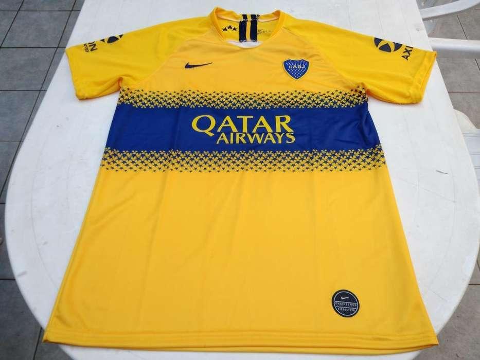 Camiseta Boca Juniors Suplente 19_20
