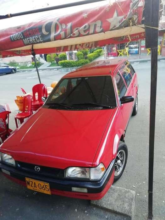 Mazda 323 1989 - 348000 km