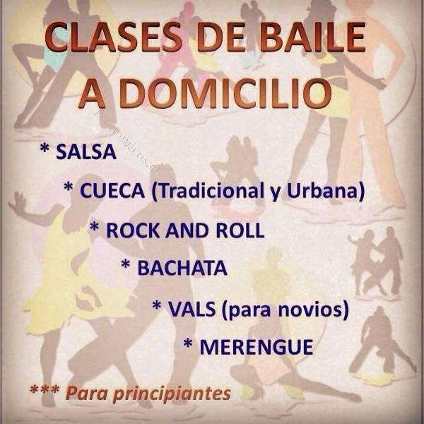 profesor de baile clases particulares en Caballito bailarin