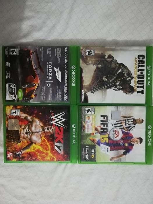 Se Vende O Se Cambia Juegos de Xbox One