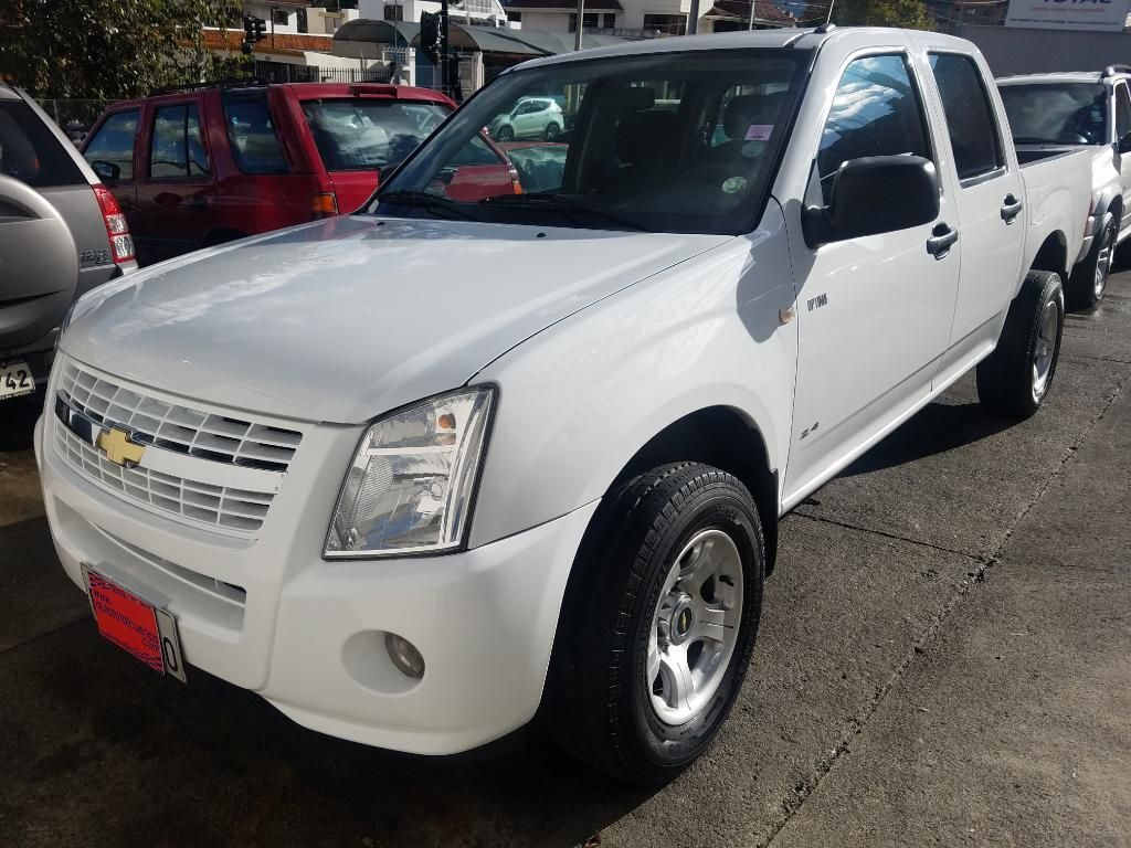 Chevrolet Luv Dmax 2.4l Cd 2012