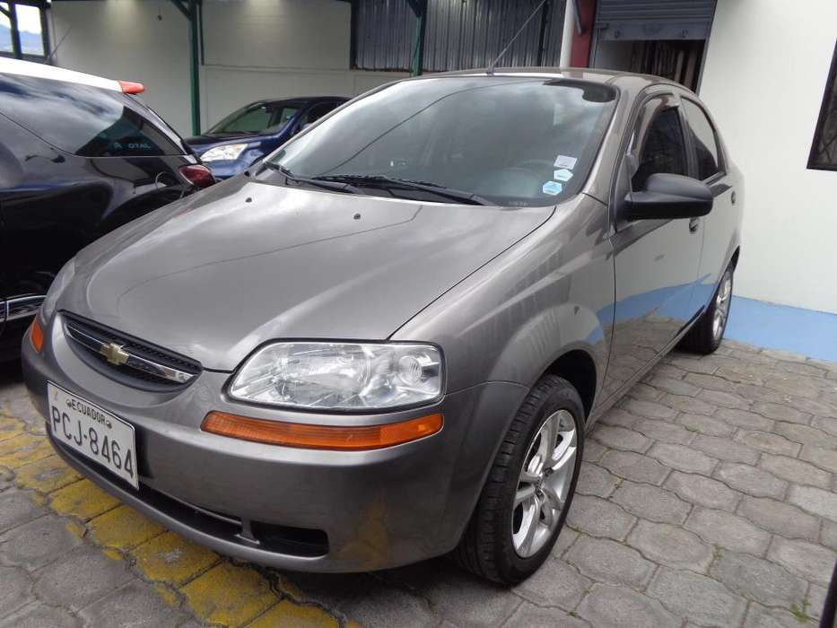 Chevrolet Aveo Family 2014 - 95718 km