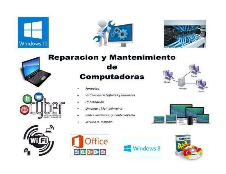 REPARACION DE COMPUTADORES A DOMICILIO !!!! GARANTIA Y CUMPLIMIENTO