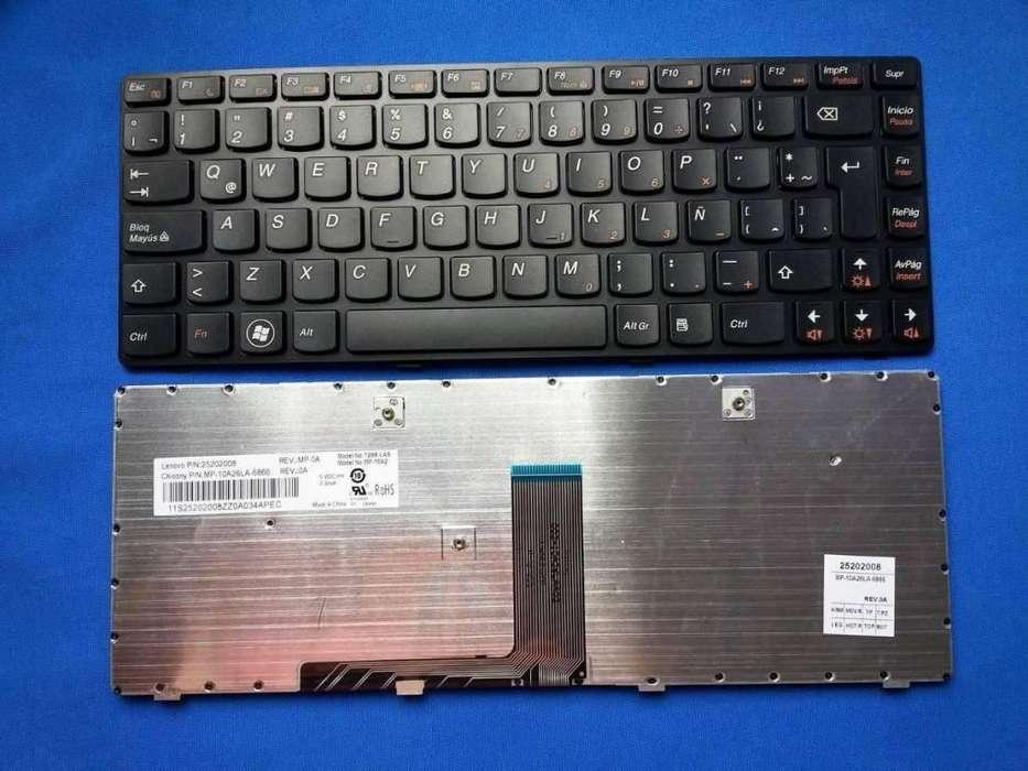 Teclado Lenovo Q480