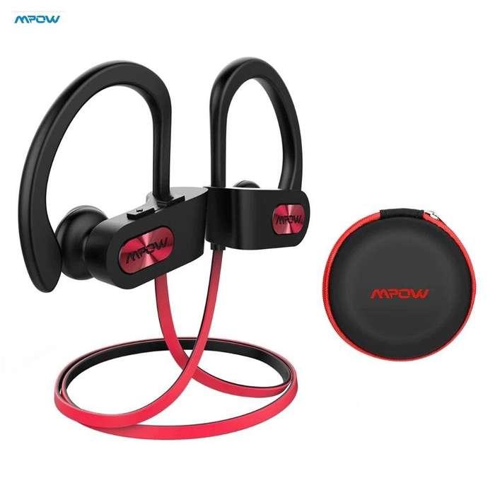 Audifonos Mpow Flame Resiste Agua Ipx7 Bluetooth Deportes