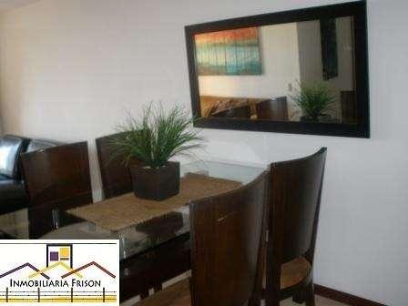 Alquiler de Apartamentos Amoblados en el Poblado Cód. 6051