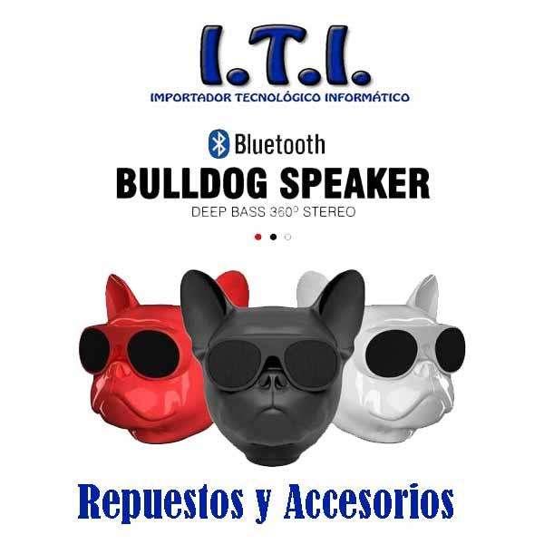 Parlante Bluetooth Bulldog