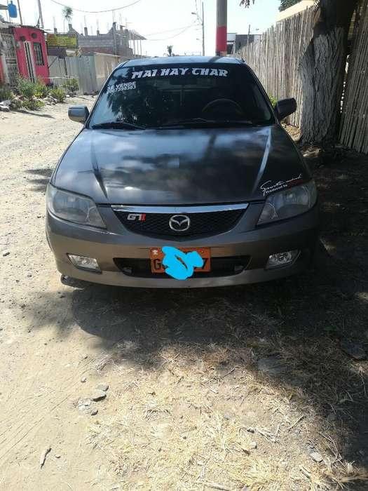 Mazda Allegro 2008 - 818477 km