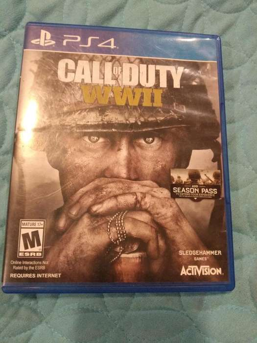en Venta Call Of Duty World At War Ps4