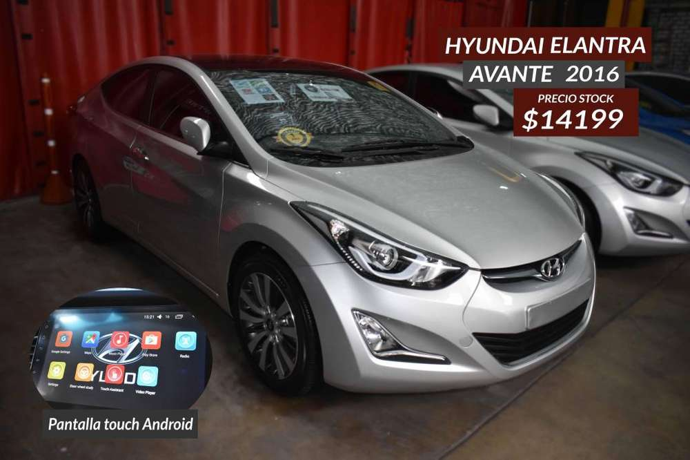 Hyundai Avante 2016 - 35692 km