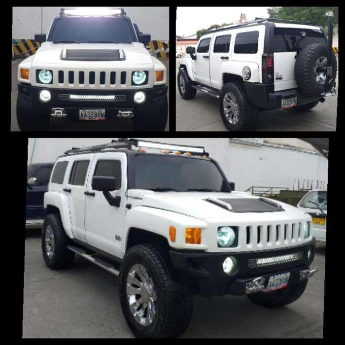 Hummer H3 2007 - 80000 km