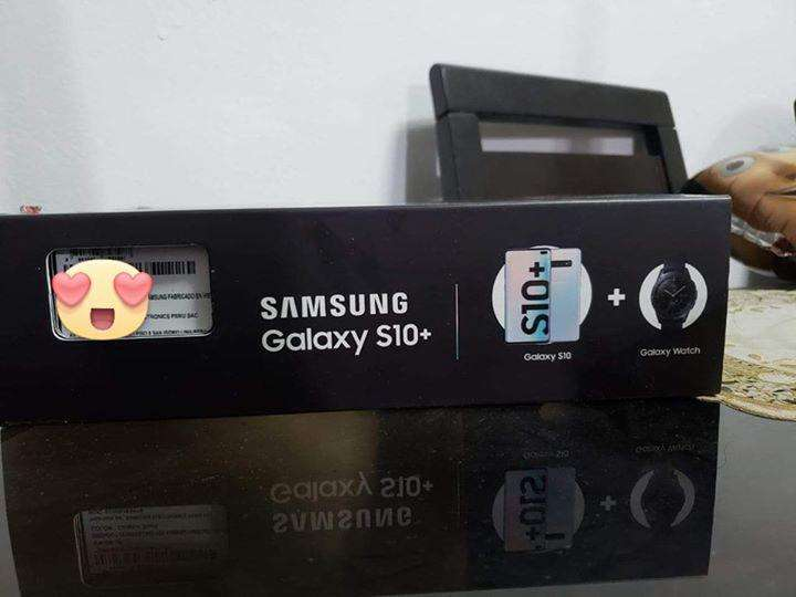 SAMSUNG GALAXY S10 PLUS DE 1 TERA 12GB RAM MÀS PACK