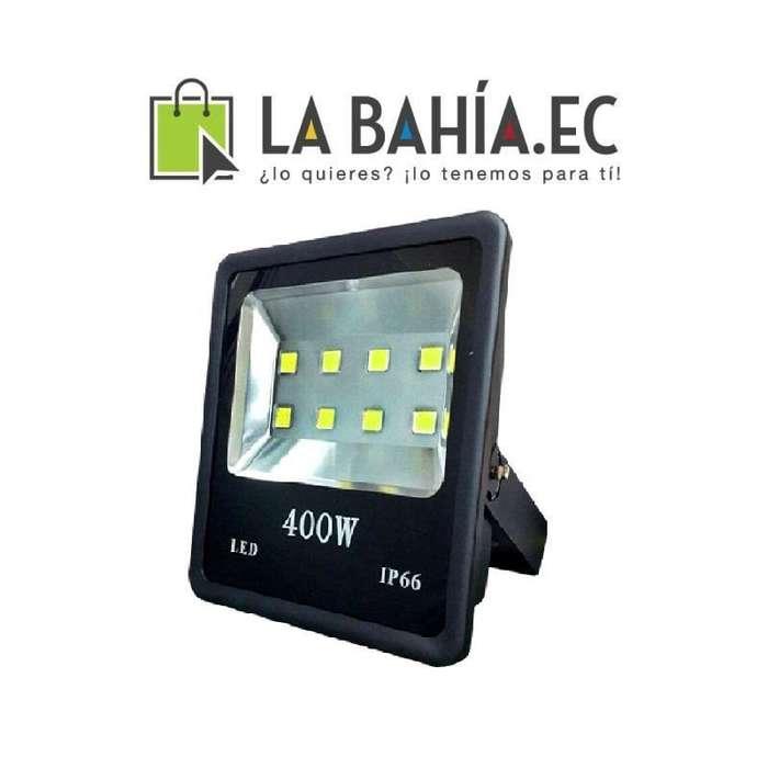 Reflector Led 400w Ahorrador De Energia Hiper Potente Garantizado