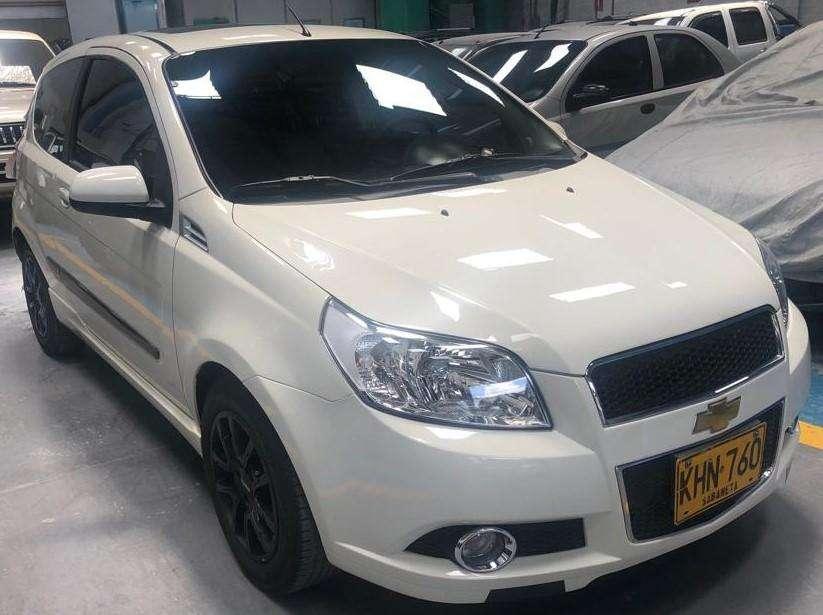 Chevrolet Aveo Emotion 2011 - 108000 km