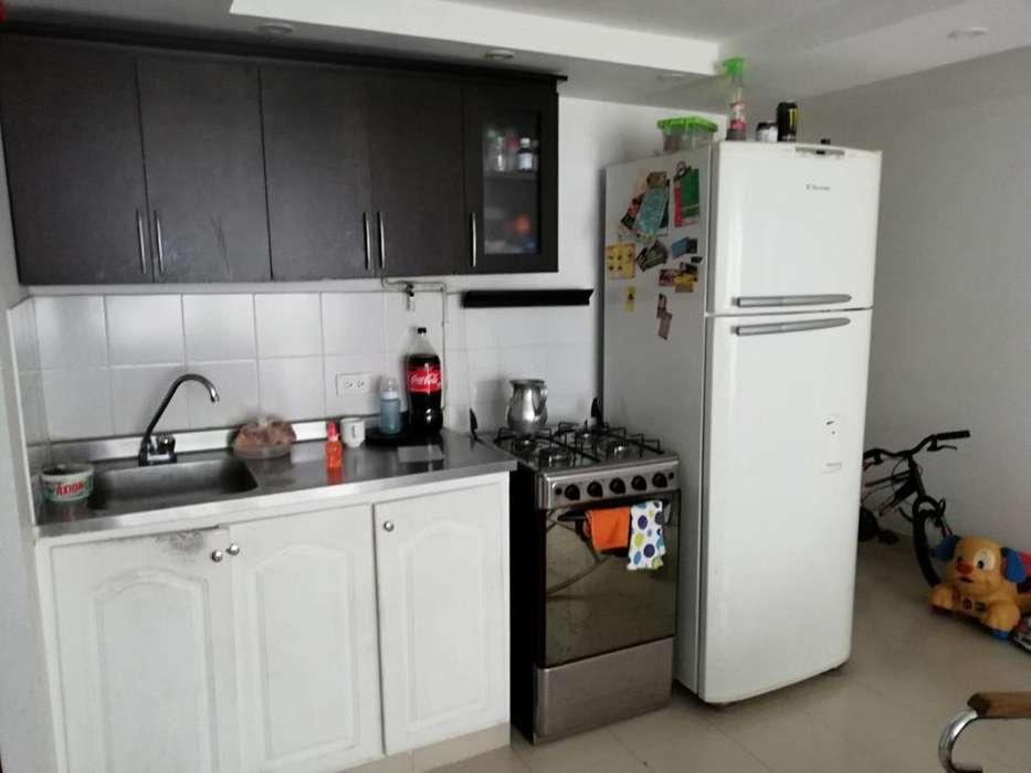 Apartamento en Peña Verde 59 Mtrs, Piso3