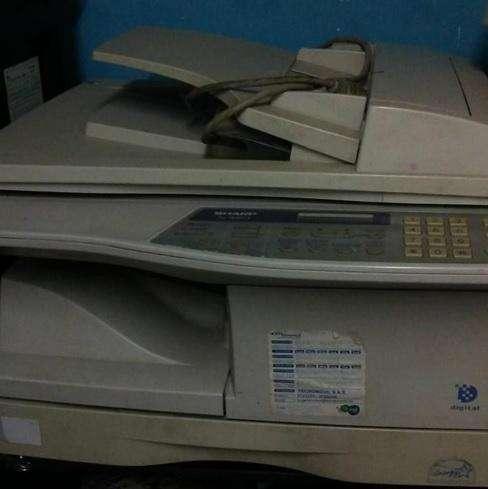 fotocopiadora sharp al 1655cs