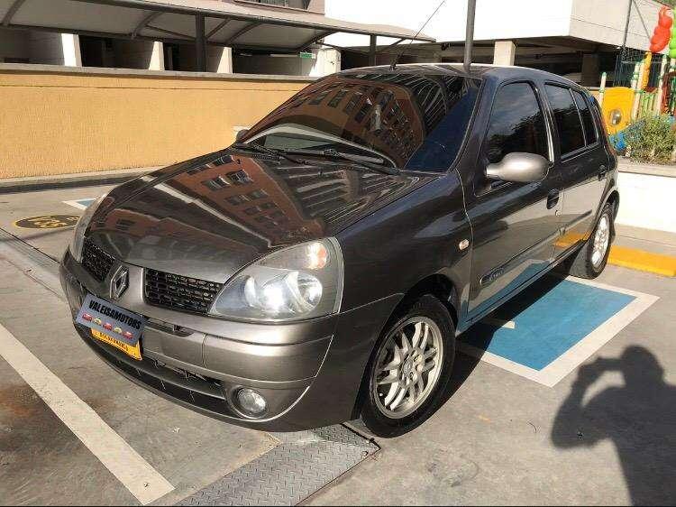Renault Clio  2007 - 120000 km