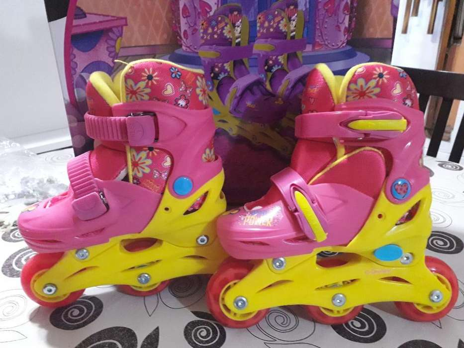 Rollers Licencia Minnie Mouse