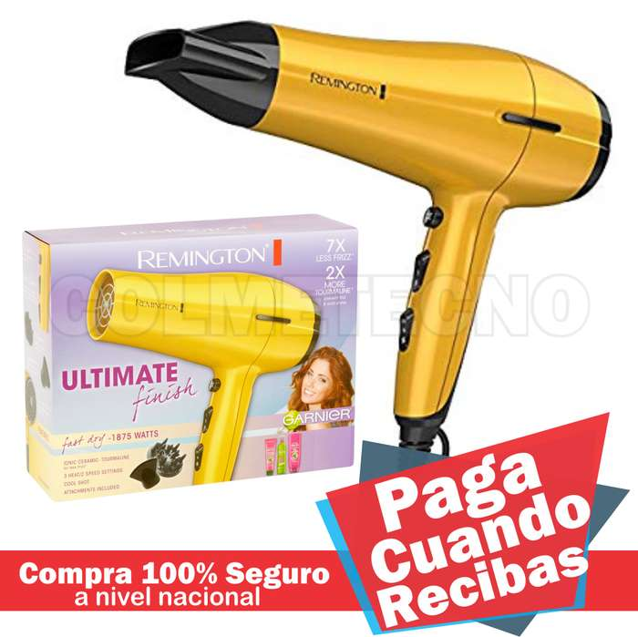 Secador Remington Original Ultimate Finish! Gran precio