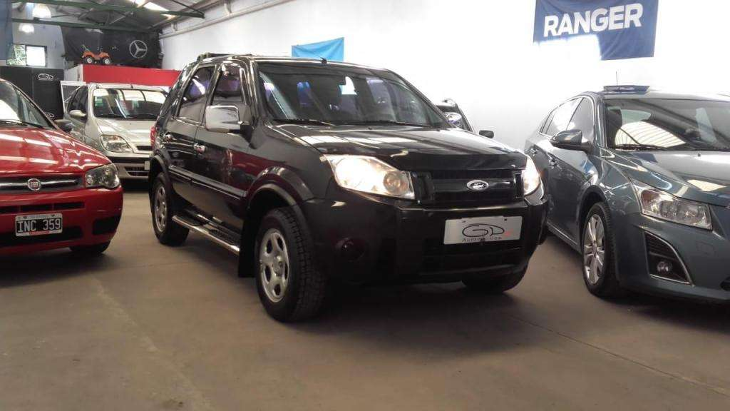 FORD ECOSPORT XLS 1.6 100PORciento FINANCIADA