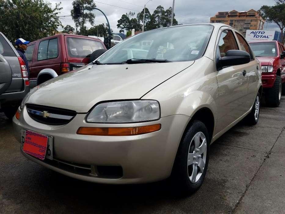 Chevrolet Aveo Family 2013 - 80000 km