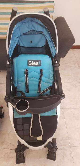 <strong>coche</strong> Travel System Glee A59ts Aluminio