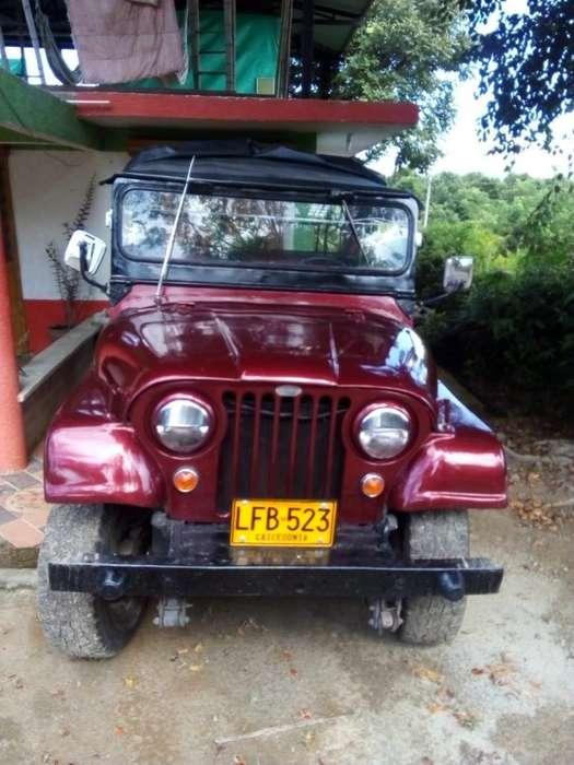 JEEP Willys 1999 - 119000 km