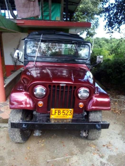 JEEP Willys 1999 - 119000 km