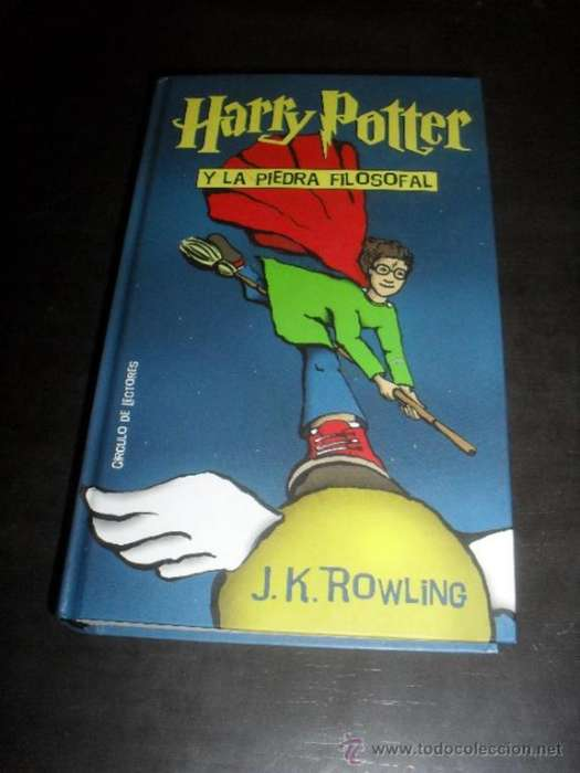 Busco Libros Originales de Harry Potter.