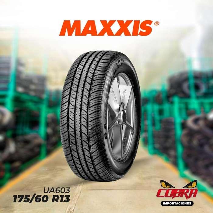 <strong>llantas</strong> 175/60 R13 MAXXIS UA603