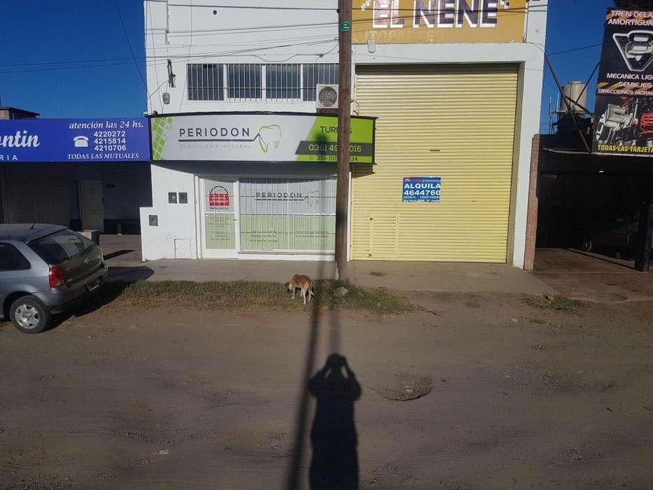 ARMADA ARGENTINA FRENTE CPC EXCELENTE GALPON 180Mts 23.000 IMP INCL