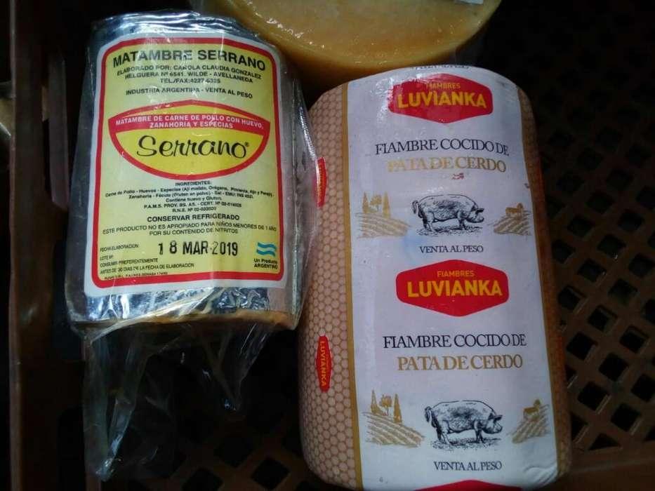 Distribuidora de Productos Alimenticios!