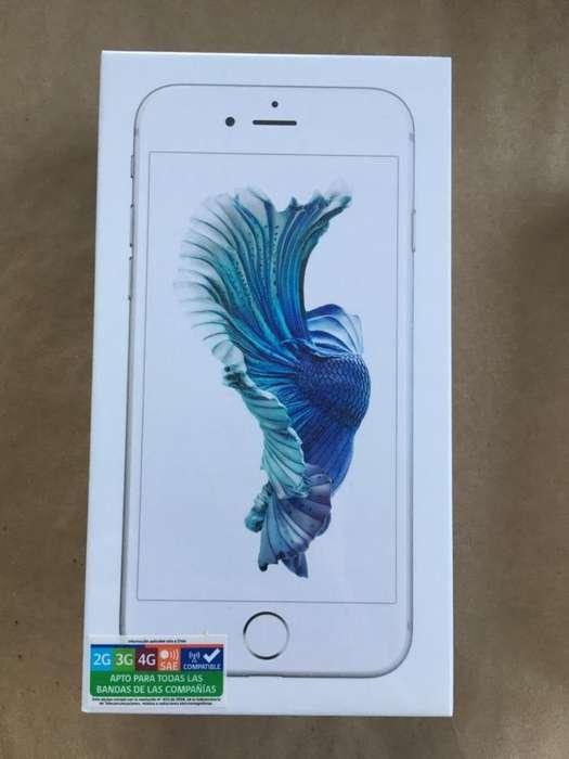 Apple Iphone 6S 32 gb Nuevo! con garantia!
