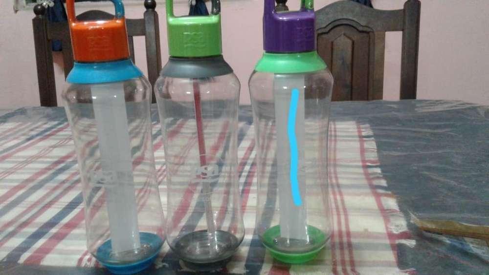 Botellas P Bebidas con Gas