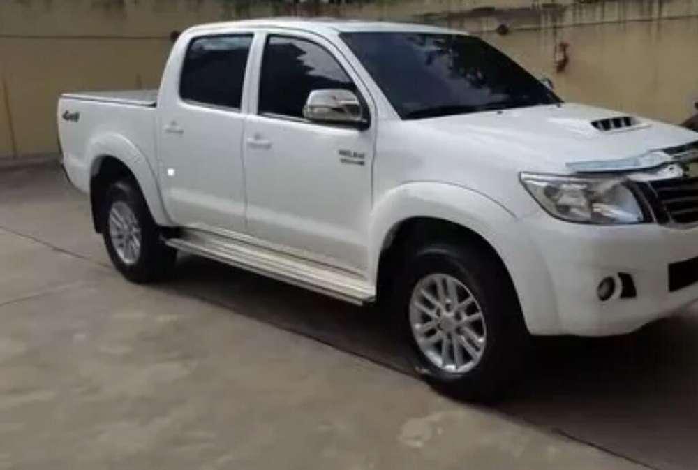Toyota Hilux 2014 - 52300 km