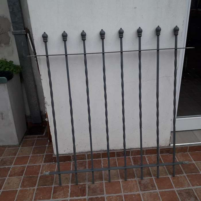 Rejas <strong>ventana</strong>