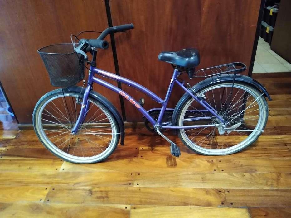 Bicicleta Playera Olmo