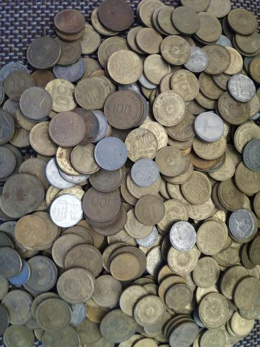 500 Monedas Antiguas