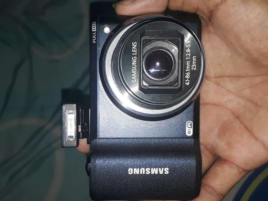 Vendo O Cambio Camara Samsung Wb800f